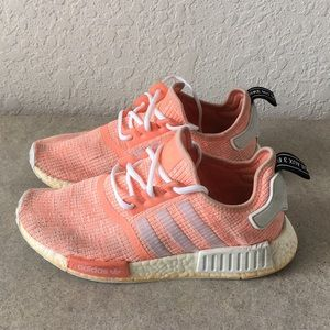 Women Adidas NMD Boost Running Shoes size 8.5